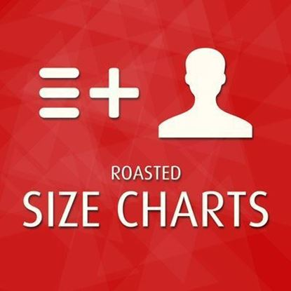 Picture of Roasted Size Charts For NopCommerce