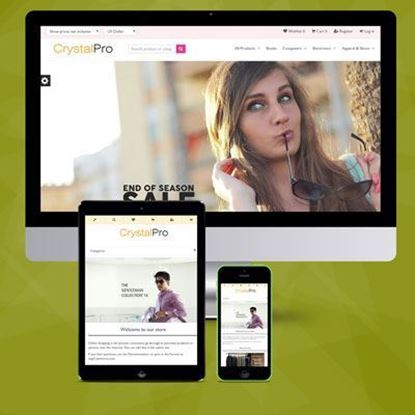 Picture of Roasted Crystal Pro NopCommerce Bootstrap Responsive Theme